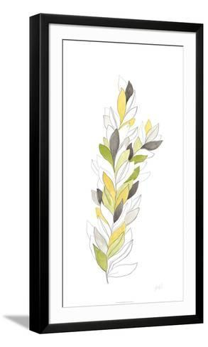 Petiole I-June Erica Vess-Framed Art Print