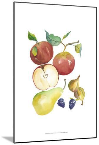 Harvest Medley II-Chariklia Zarris-Mounted Art Print