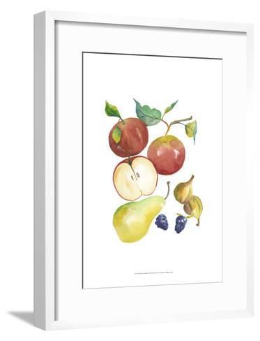 Harvest Medley II-Chariklia Zarris-Framed Art Print