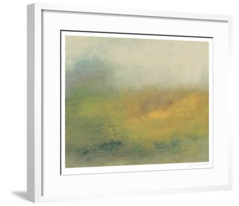 Hillside I-Sharon Gordon-Framed Art Print