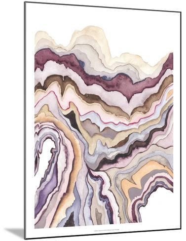 Quartz Lore I-Grace Popp-Mounted Art Print