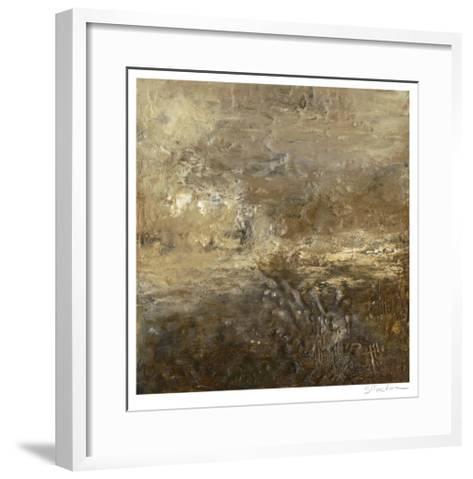Quiet Marsh II-Sharon Gordon-Framed Art Print