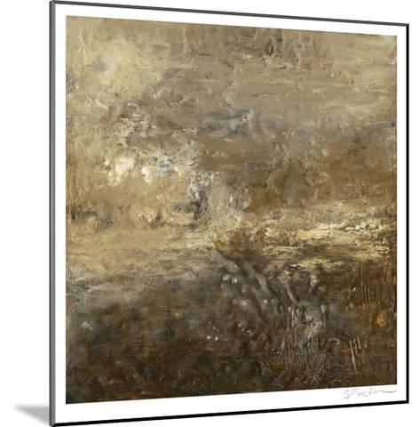 Quiet Marsh II-Sharon Gordon-Mounted Limited Edition
