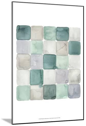 Watercolor Window Panes I-Grace Popp-Mounted Art Print