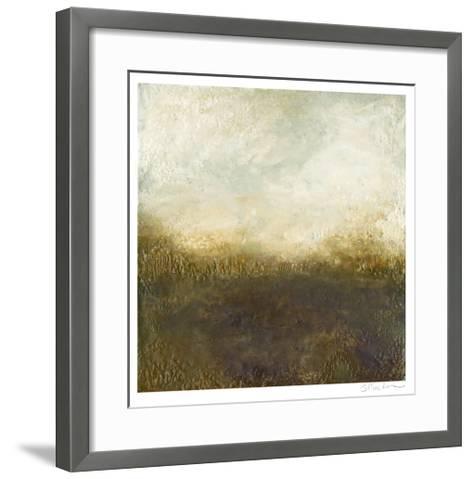 Quiet Marsh III-Sharon Gordon-Framed Art Print