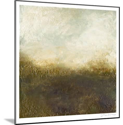 Quiet Marsh III-Sharon Gordon-Mounted Limited Edition