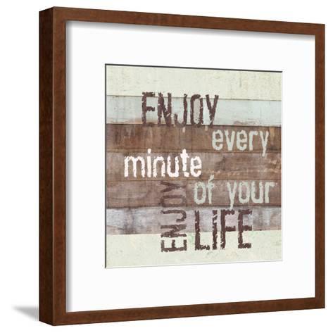 Life Lessons I-Irena Orlov-Framed Art Print