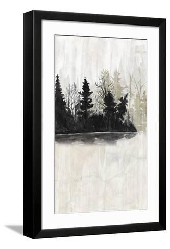 Pine Island II-Naomi McCavitt-Framed Art Print
