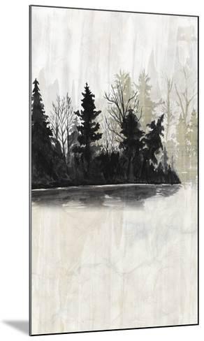 Pine Island II-Naomi McCavitt-Mounted Giclee Print