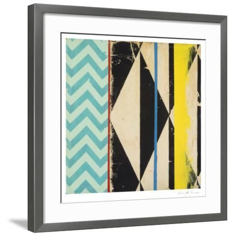 New Tribe II-Alicia LaChance-Framed Art Print