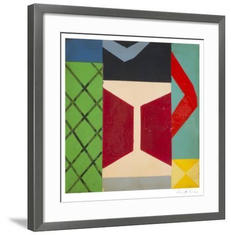 New Tribe IV-Alicia LaChance-Framed Art Print