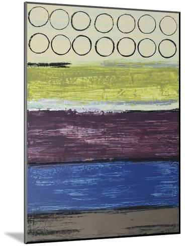 Grape Soda II-Natalie Avondet-Mounted Art Print