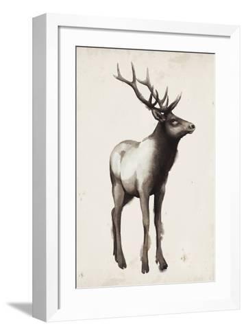 Northern Journey I-Grace Popp-Framed Art Print