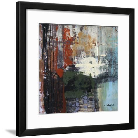Urban Space III-Irena Orlov-Framed Art Print