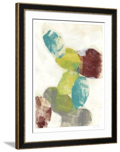 Ethereal Orbs I-Jennifer Goldberger-Framed Art Print