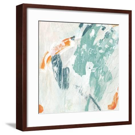 Current Synergy I-June Erica Vess-Framed Art Print