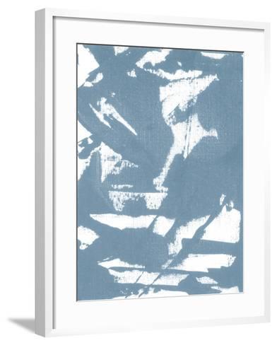 Anterior - Chroma-Melissa Wenke-Framed Art Print