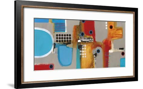 Fairground-Natasha Barnes-Framed Art Print