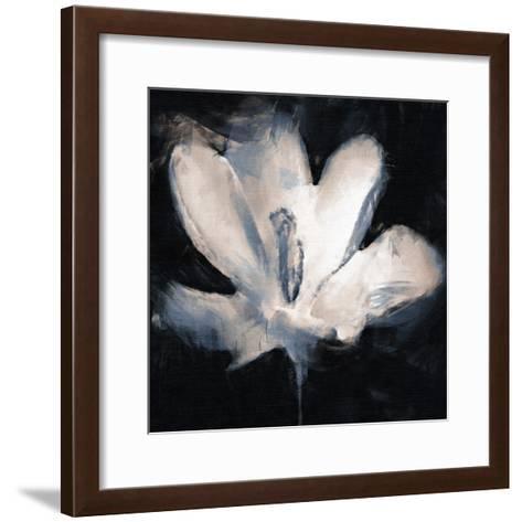Crocus Sketch-Malcolm Sanders-Framed Art Print