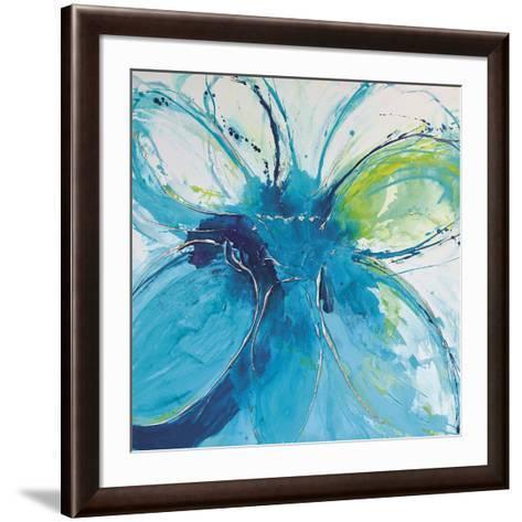 Amaryllis-Caroline Ashwood-Framed Art Print