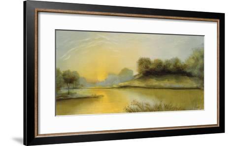 Sunrise-Williams-Framed Art Print