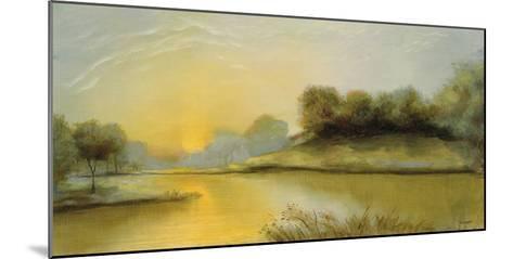 Sunrise-Williams-Mounted Giclee Print