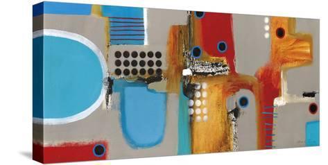 Fairground-Natasha Barnes-Stretched Canvas Print
