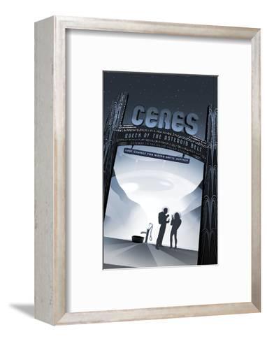 Ceres-Vintage Reproduction-Framed Art Print