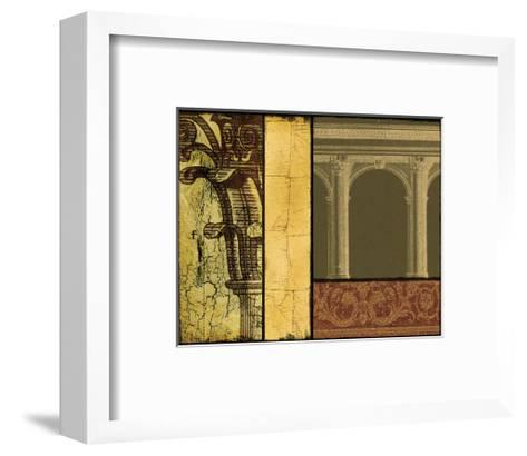 Classical Elements-Karl Rattner-Framed Art Print
