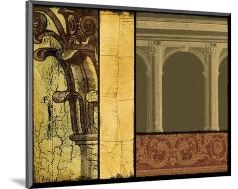 Classical Elements-Karl Rattner-Mounted Art Print