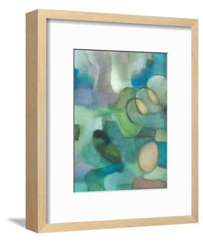 Bounce II-Max Jones-Framed Art Print