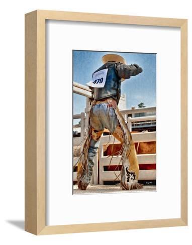 In this Corner-Barry Hart-Framed Art Print