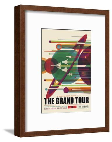The Grand Tour-Vintage Reproduction-Framed Art Print