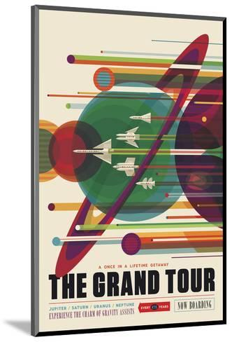The Grand Tour-Vintage Reproduction-Mounted Art Print
