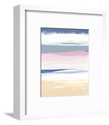 Pink Sands I-Cathe Hendrick-Framed Art Print