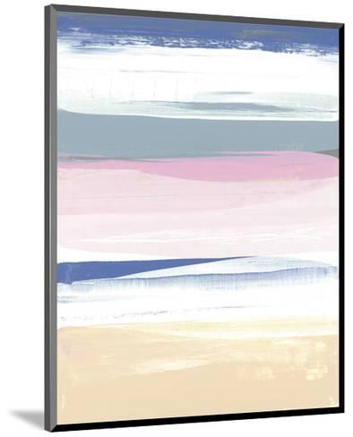 Pink Sands I-Cathe Hendrick-Mounted Art Print