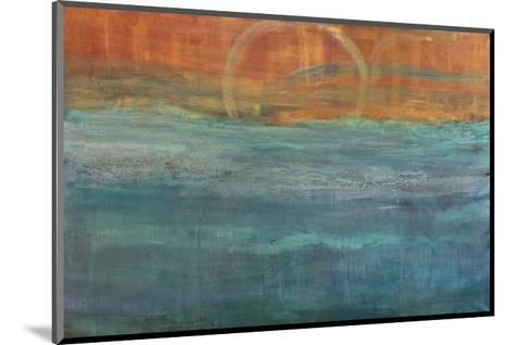 Sea Echo-Gabriella Lewenz-Mounted Art Print