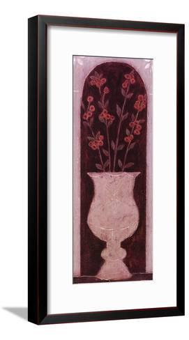 Arch And Urn II-Jennifer Carson-Framed Art Print