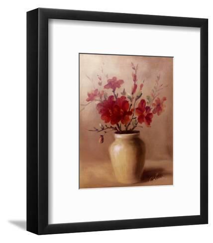 Ashley--Framed Art Print