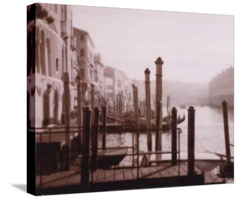 Venice-David Westby-Stretched Canvas Print