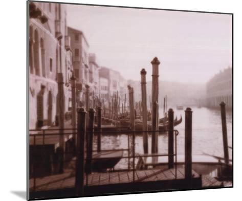 Venice-David Westby-Mounted Art Print