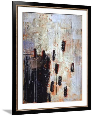 Vesselscatter-Kevin Whitlark-Framed Art Print