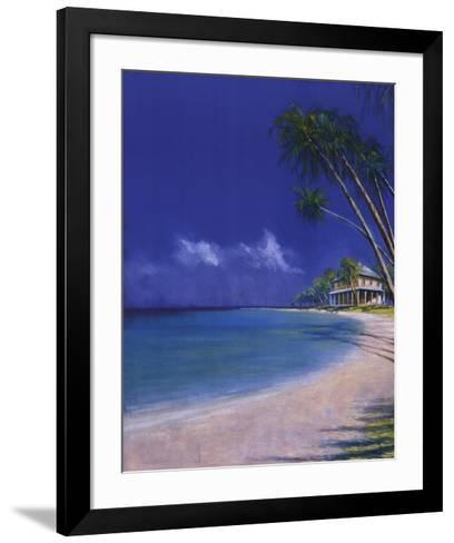 Bahama Cove-Fred Fieber-Framed Art Print