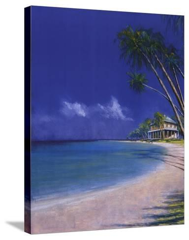 Bahama Cove-Fred Fieber-Stretched Canvas Print