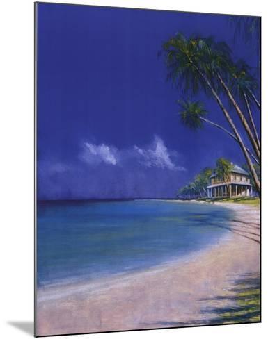 Bahama Cove-Fred Fieber-Mounted Art Print