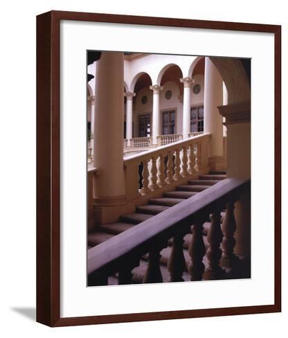 Ballroom Fantasy-Louis Cantillo-Framed Art Print