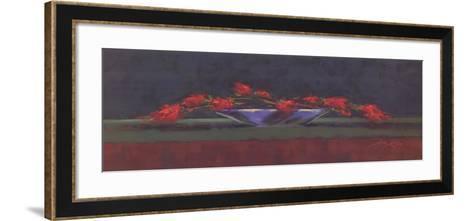 Resting Rose II-Michael Mckee-Framed Art Print