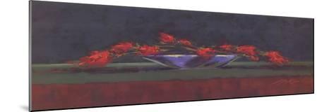 Resting Rose II-Michael Mckee-Mounted Art Print
