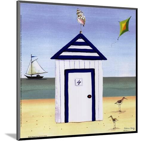 Beach House IV-Katharine Gracey-Mounted Art Print
