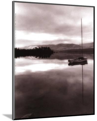 Serenity Lake I-Michael Trevillion-Mounted Art Print